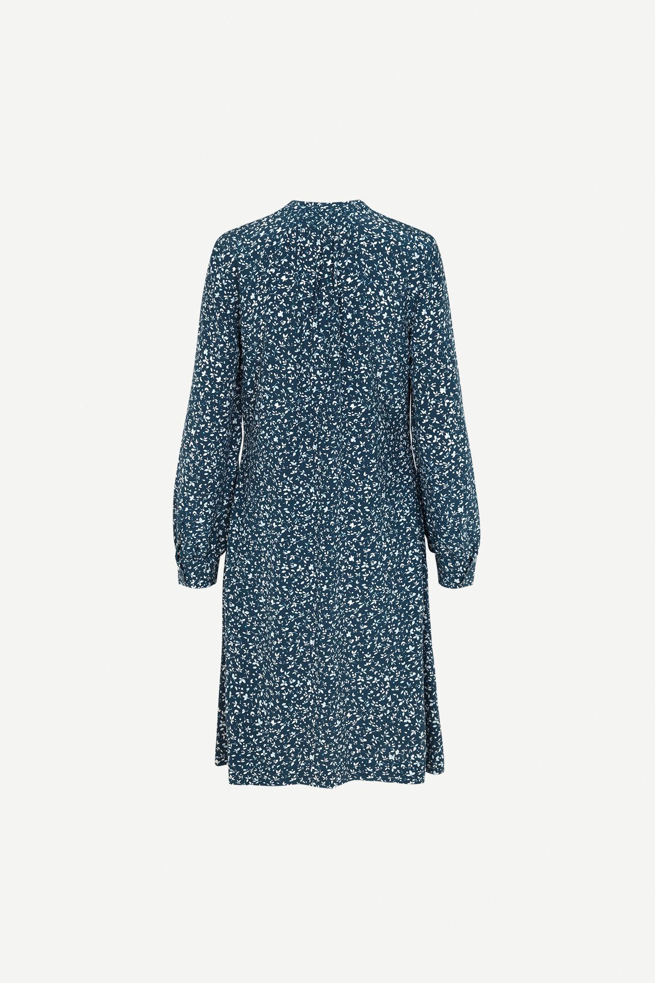Nusa shirt dress aop 10864