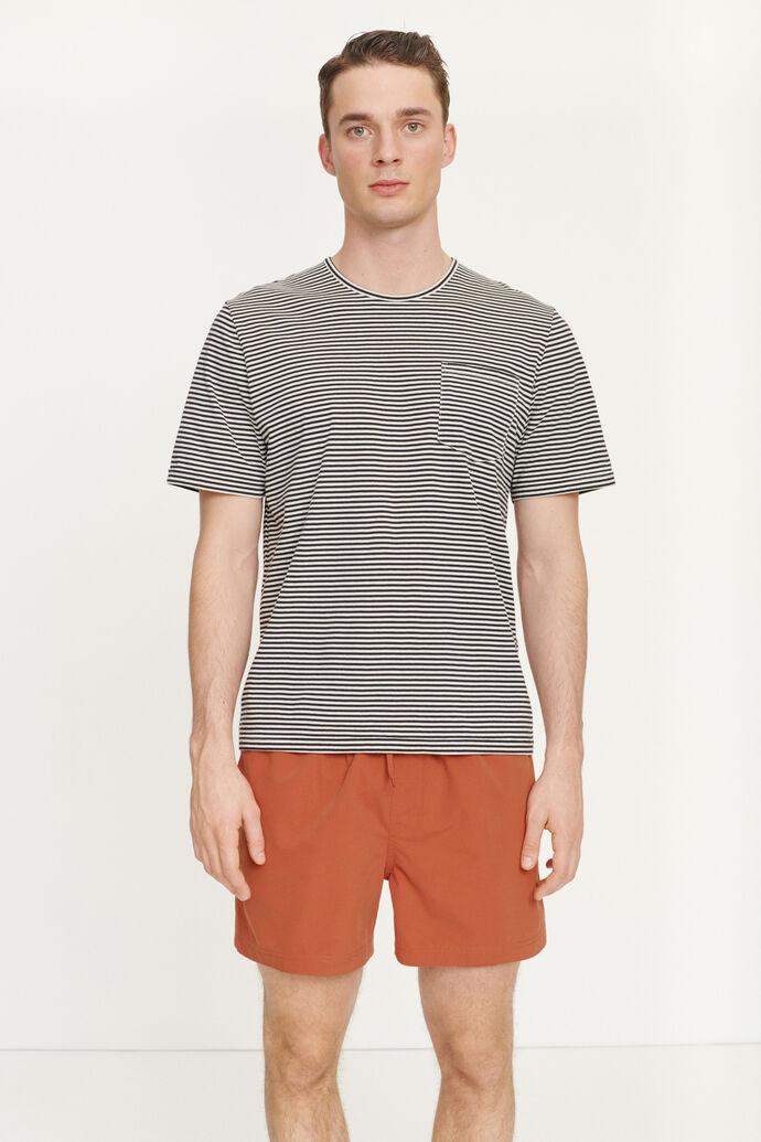 Finn t-shirt st 11568, BLACK ST.