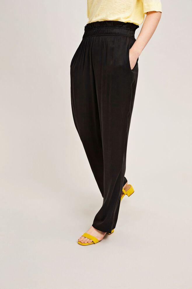 Malayo pants 9941, BLACK