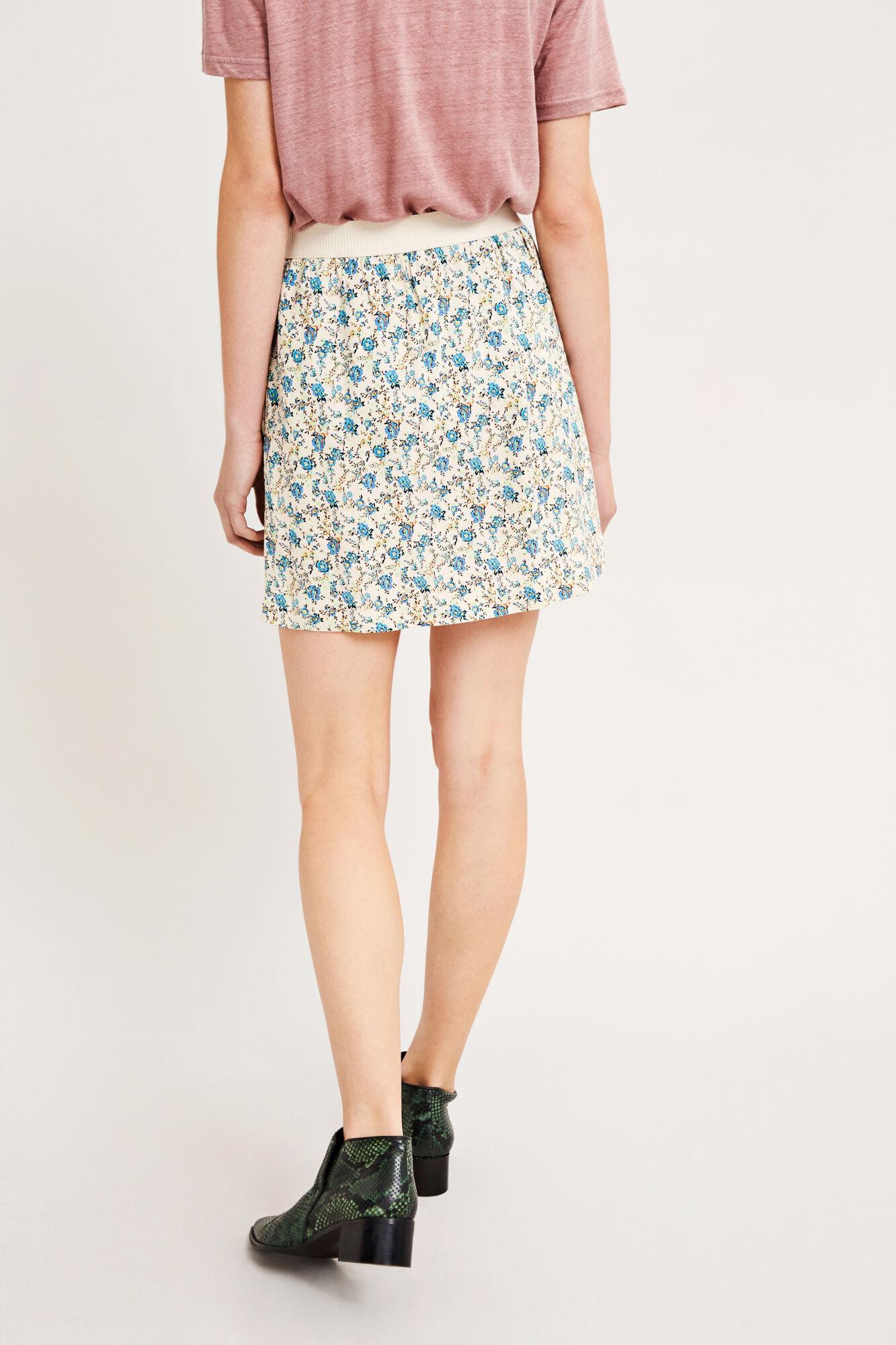 Nessie skirt aop 6515