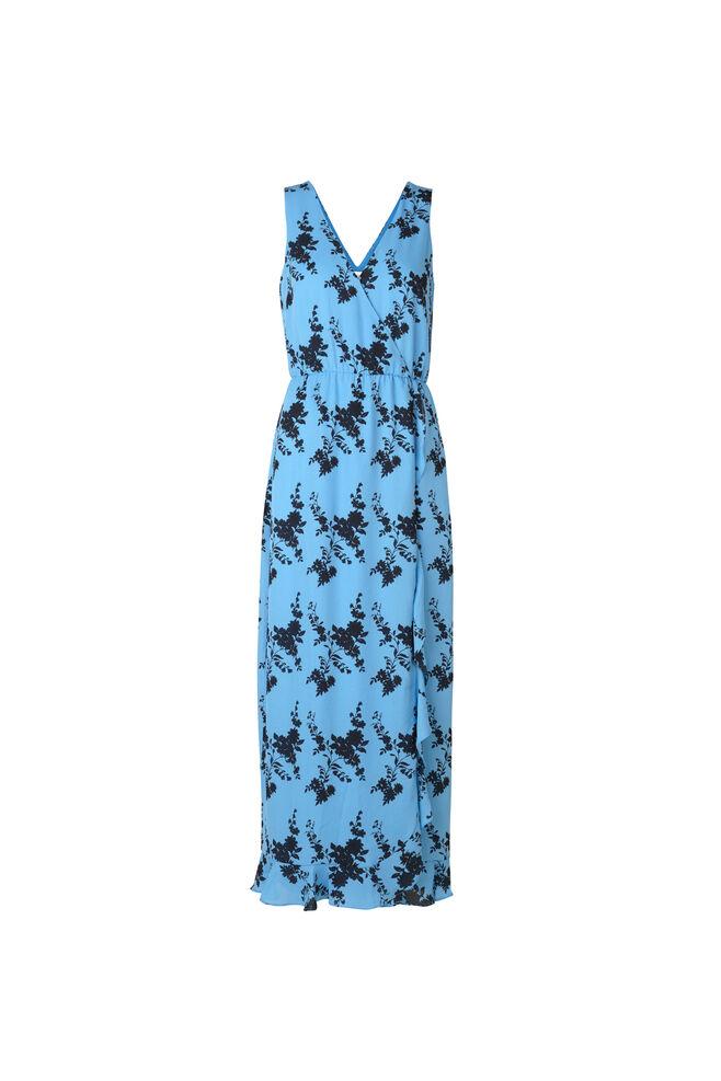Limon l dress aop 6891, BLUE BLOOM