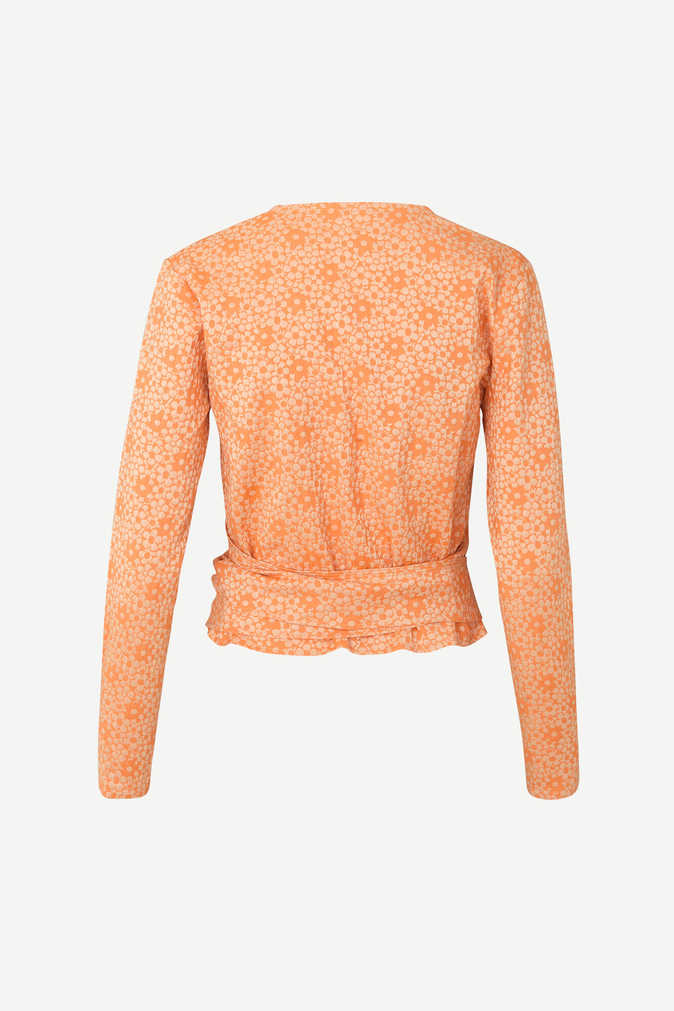 Luna blouse 11402, CORAL FLOWER