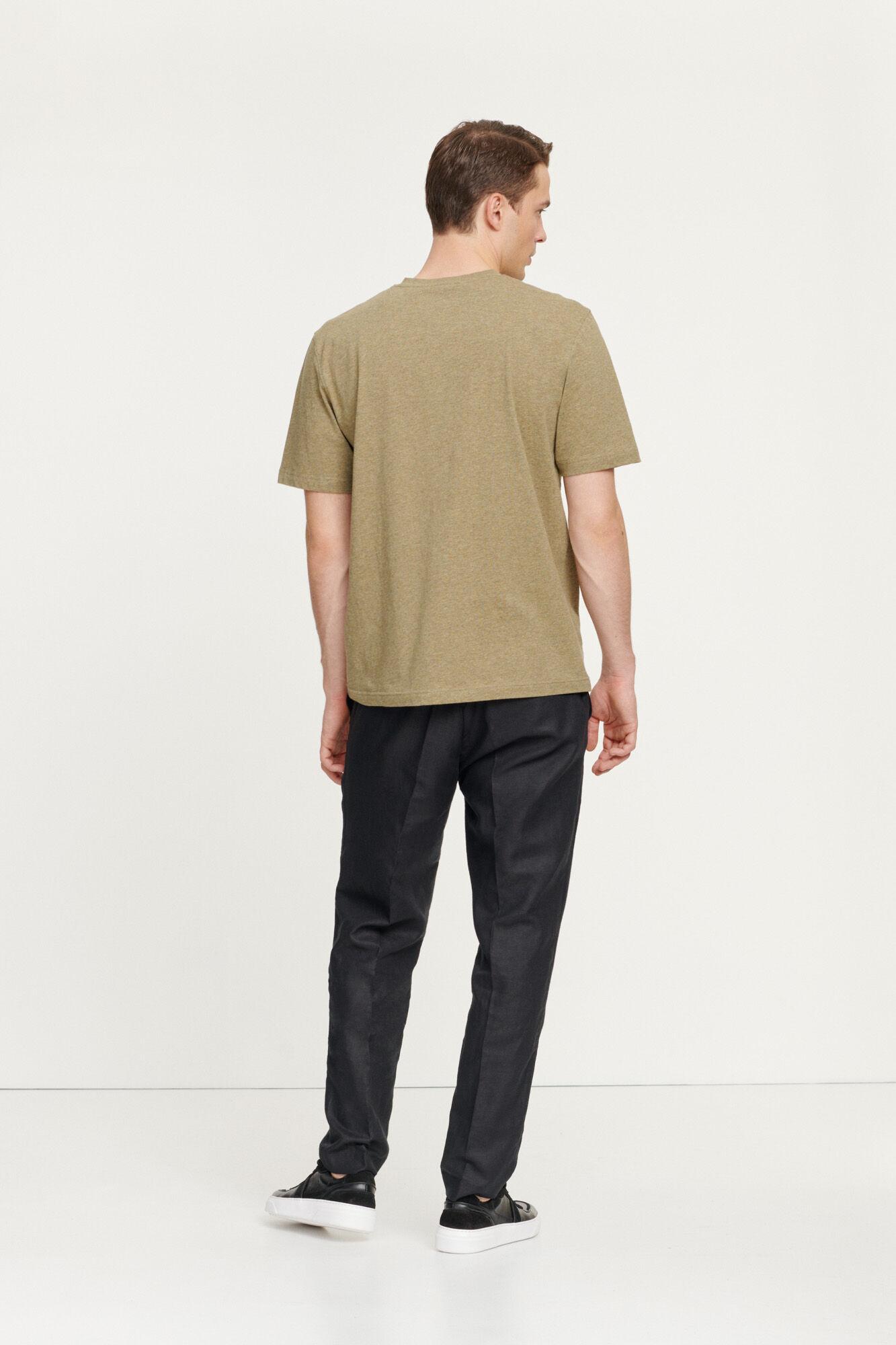 Agnar trousers 11535, BLACK