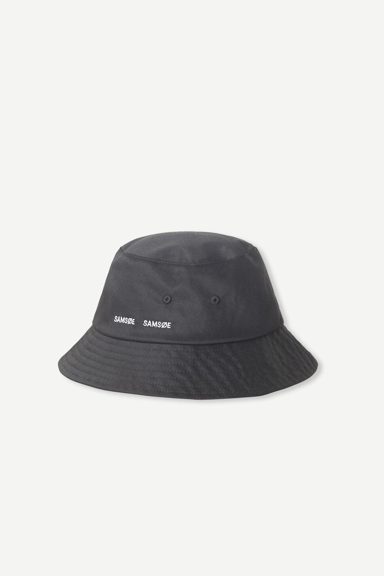 Anton bucket hat 14061, BLACK