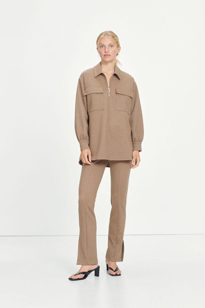 Jessy leggings 13055, CARIBOU