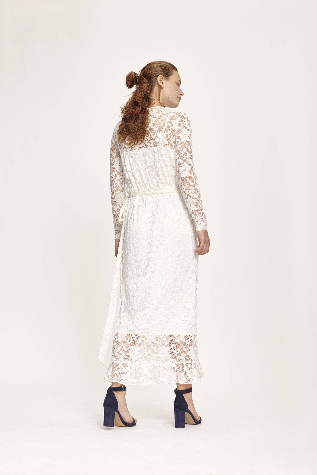 Limona l wrap dress 10591