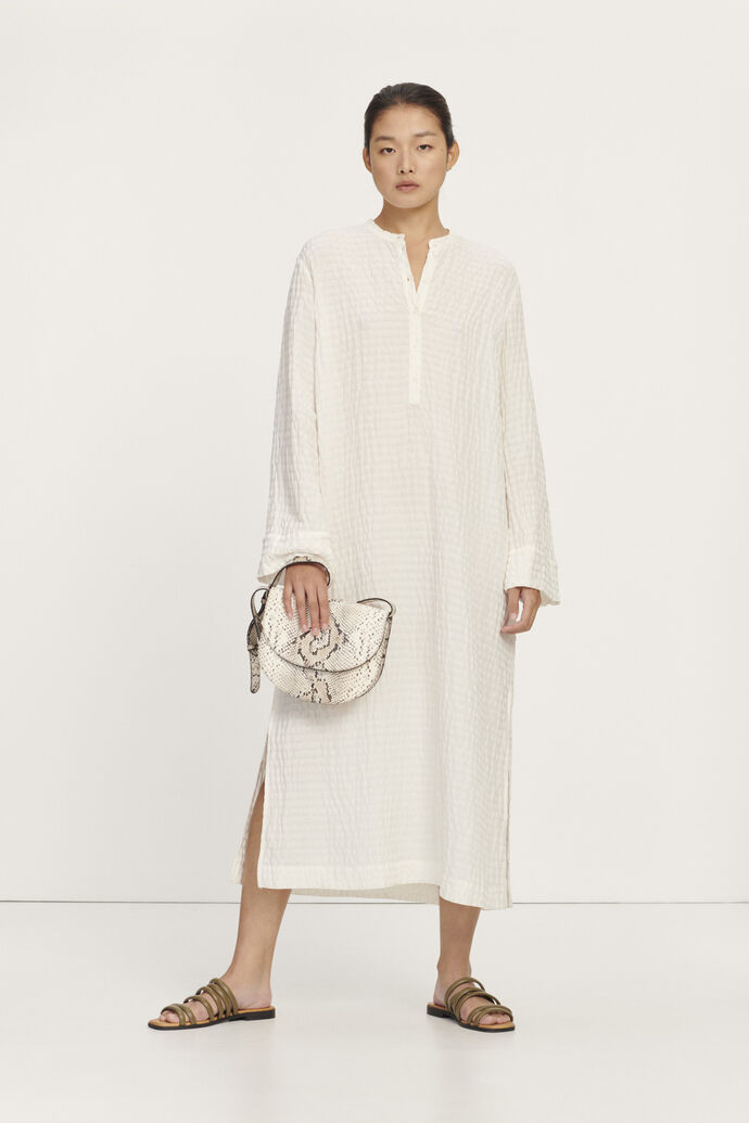 Juta shirt dress 11456, WARM WHITE