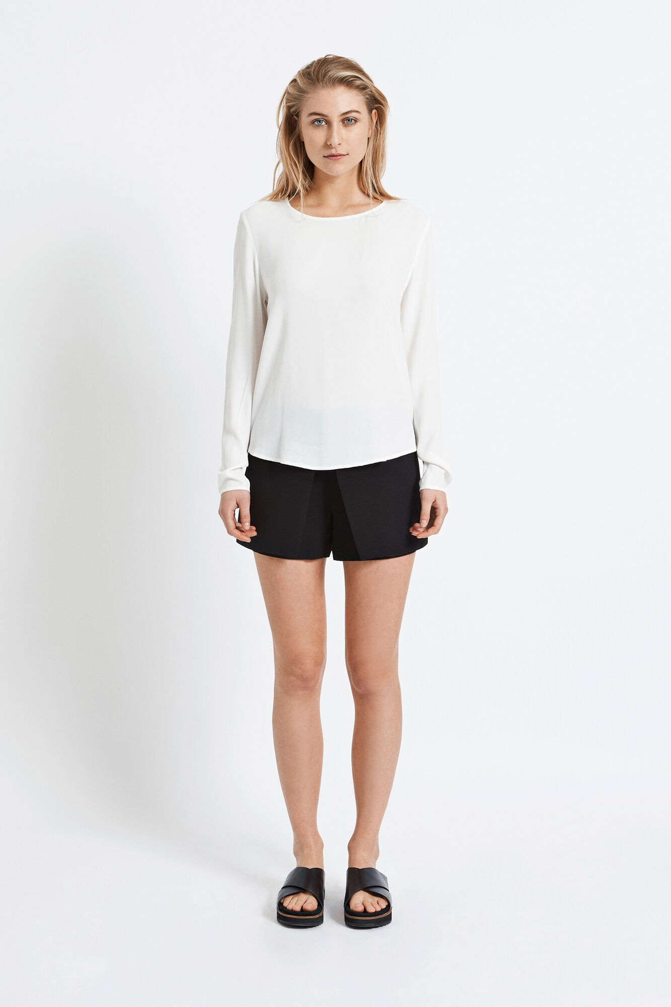 Marsh blouse 5991, CLEAR CREAM
