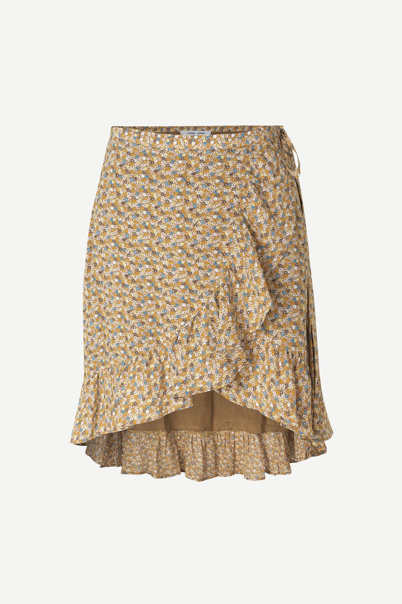Limon s wrap skirt aop 10867
