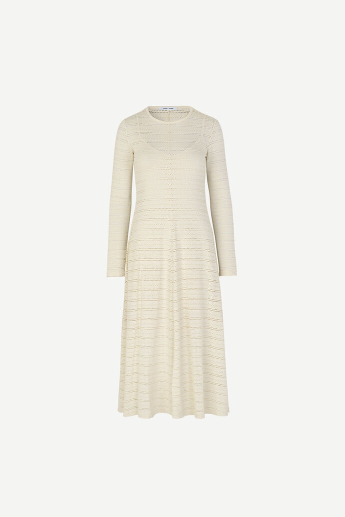 Miriam dress 12704, WARM WHITE