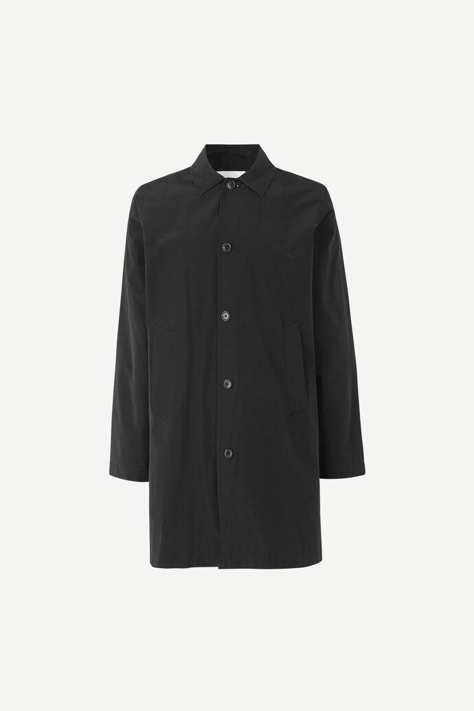 Massa coat 10915, BLACK