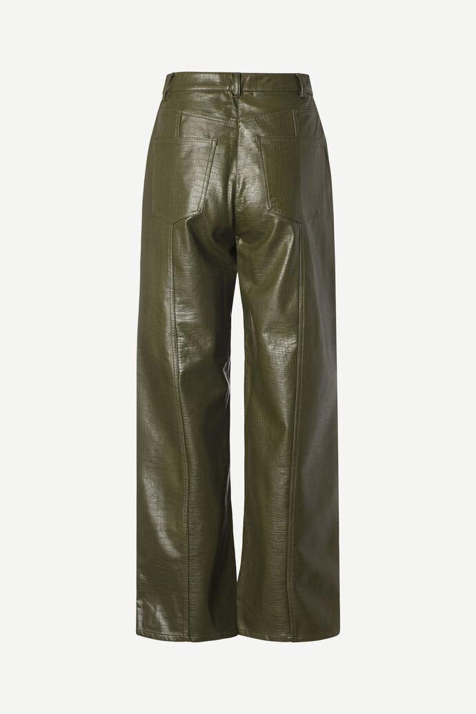 Novah trousers 13178, DARK OLIVE numéro d'image 4
