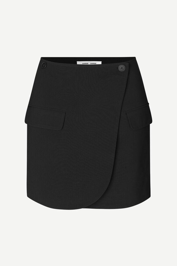 Citrine skirt 10654, BLACK