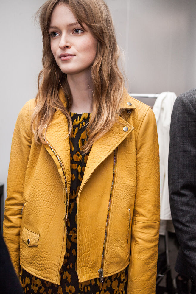 Ane jacket 7791, GOLDEN ROD