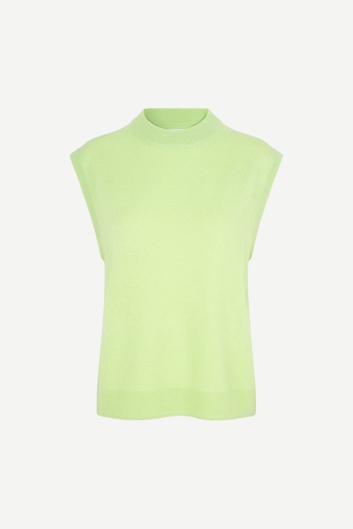 Nola vest 6304, FOG GREEN