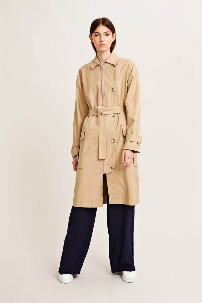 Maize jacket 9732, LIGHT KHAKI