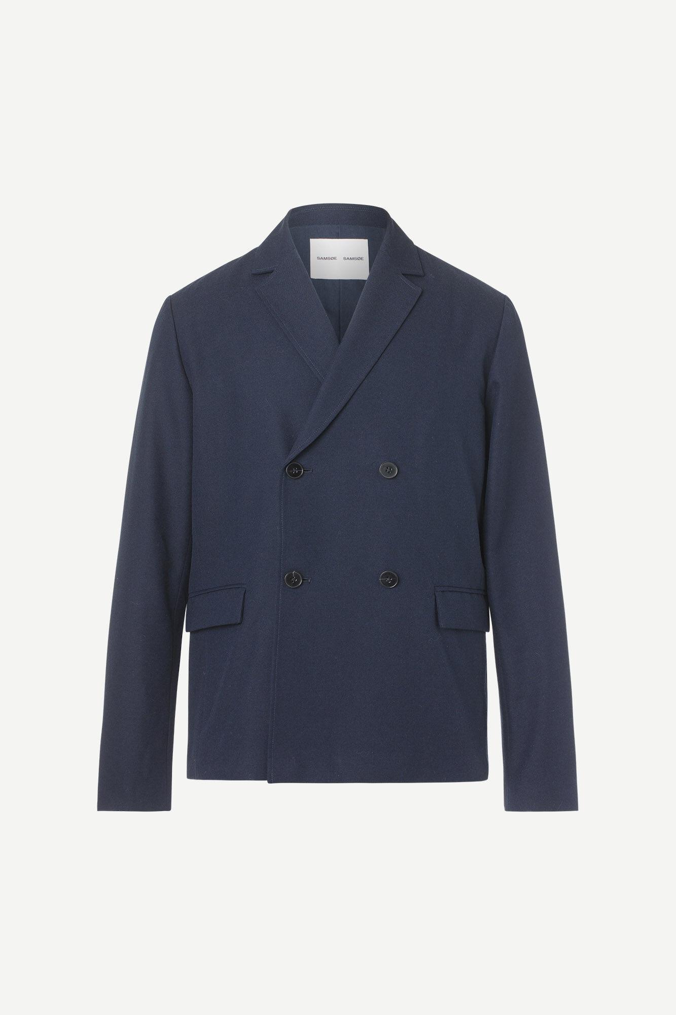 Brown blazer 12810