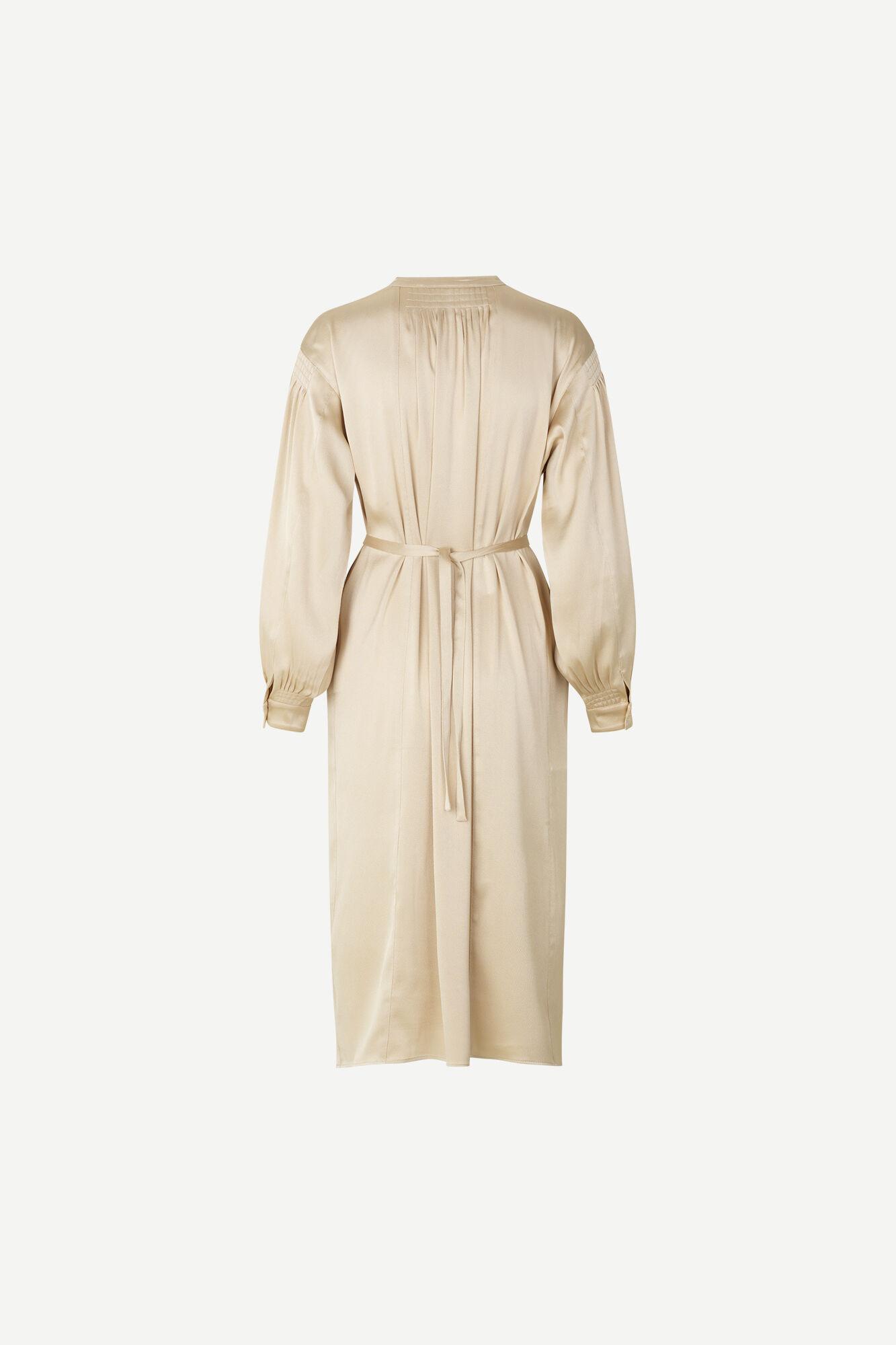 Silke shirt dress 13096, QUICKSAND