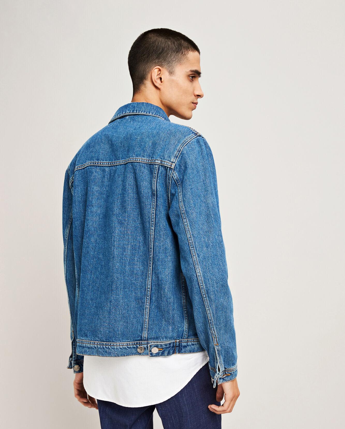 Laust jacket 9896, BLUE JAY