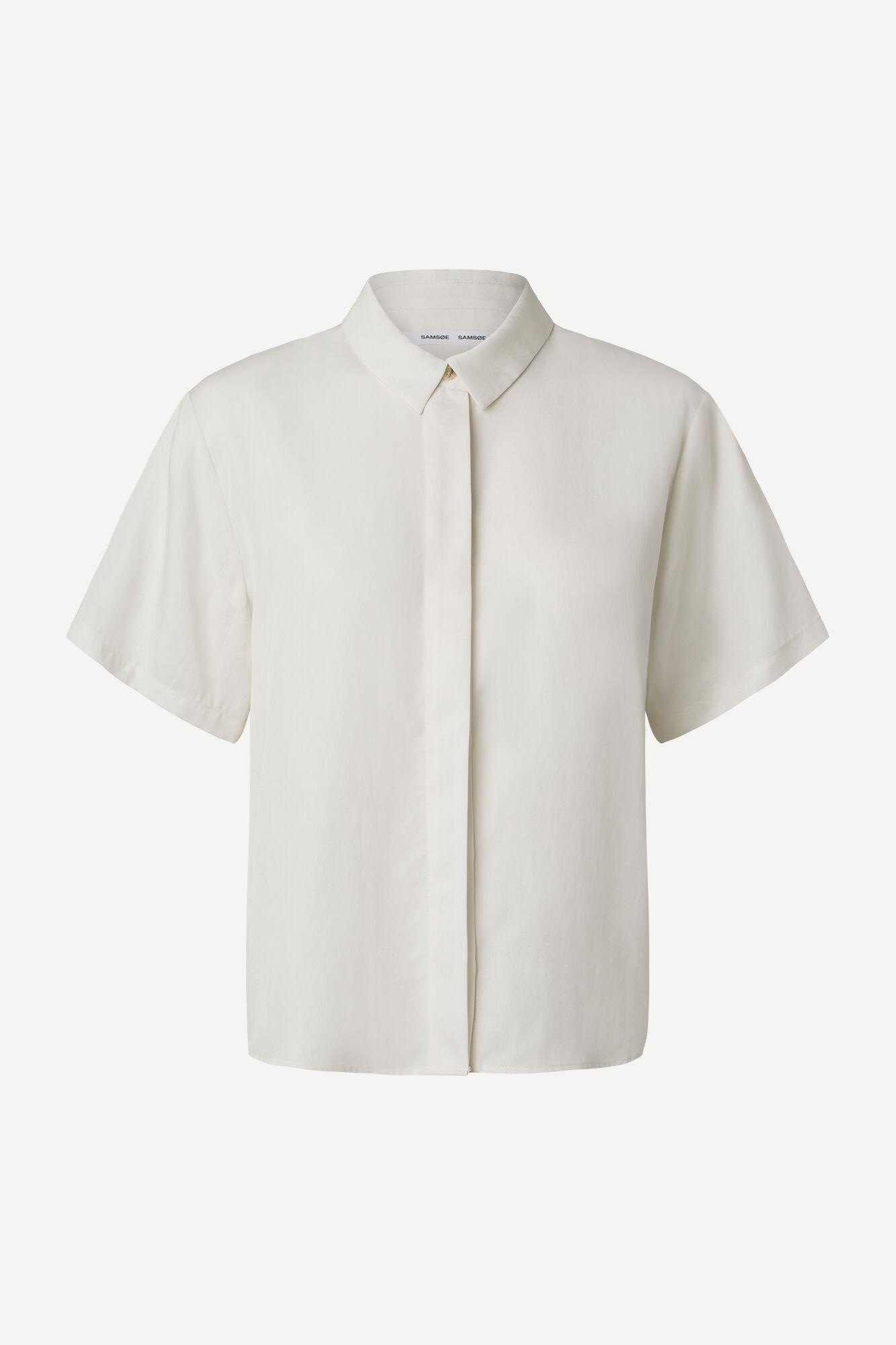 Mina ss shirt 14028, ANTIQUE WHITE