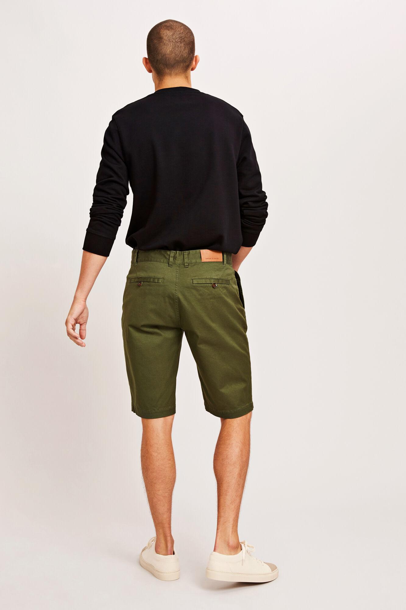 Balder shorts 7321, THYME