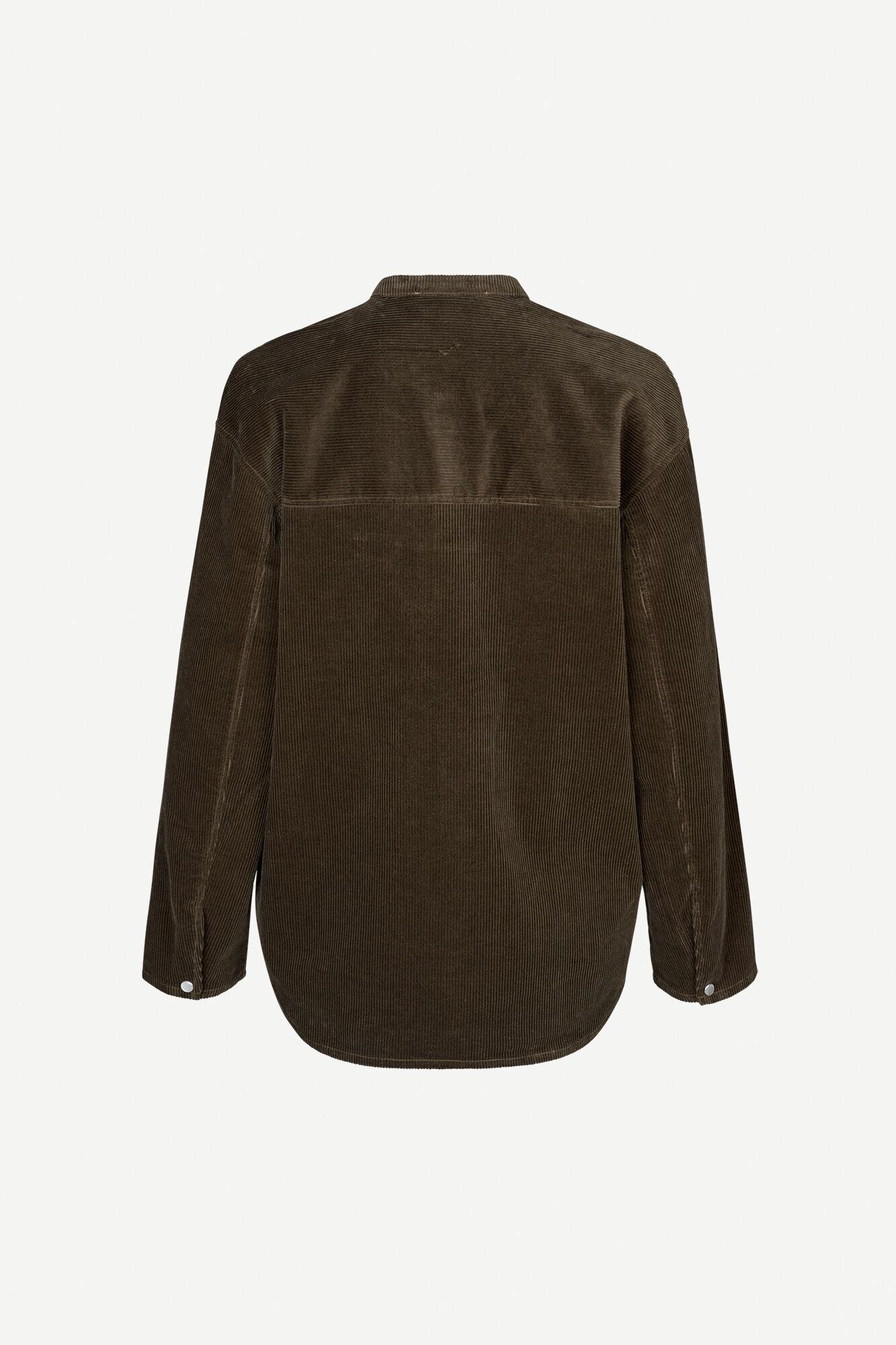 Simonie shirt 13000, BLACK OLIVE