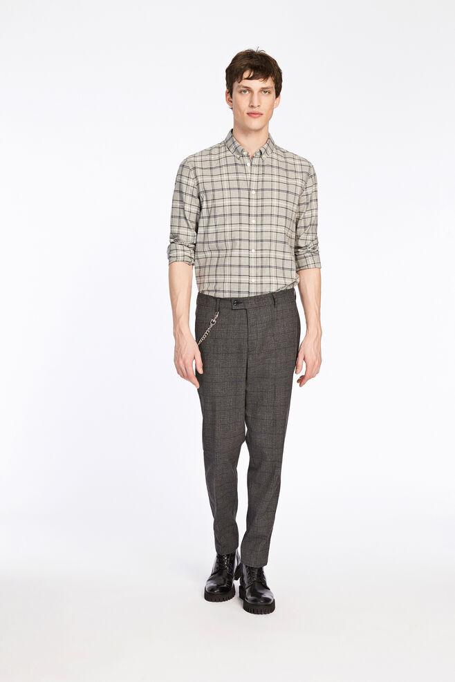 Laurent pants 8205, GREY CH