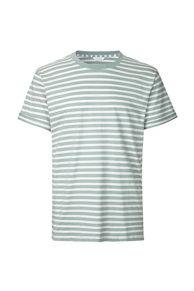 Emmo stripe o-n ss 7913, CHINOIS GREEN ST