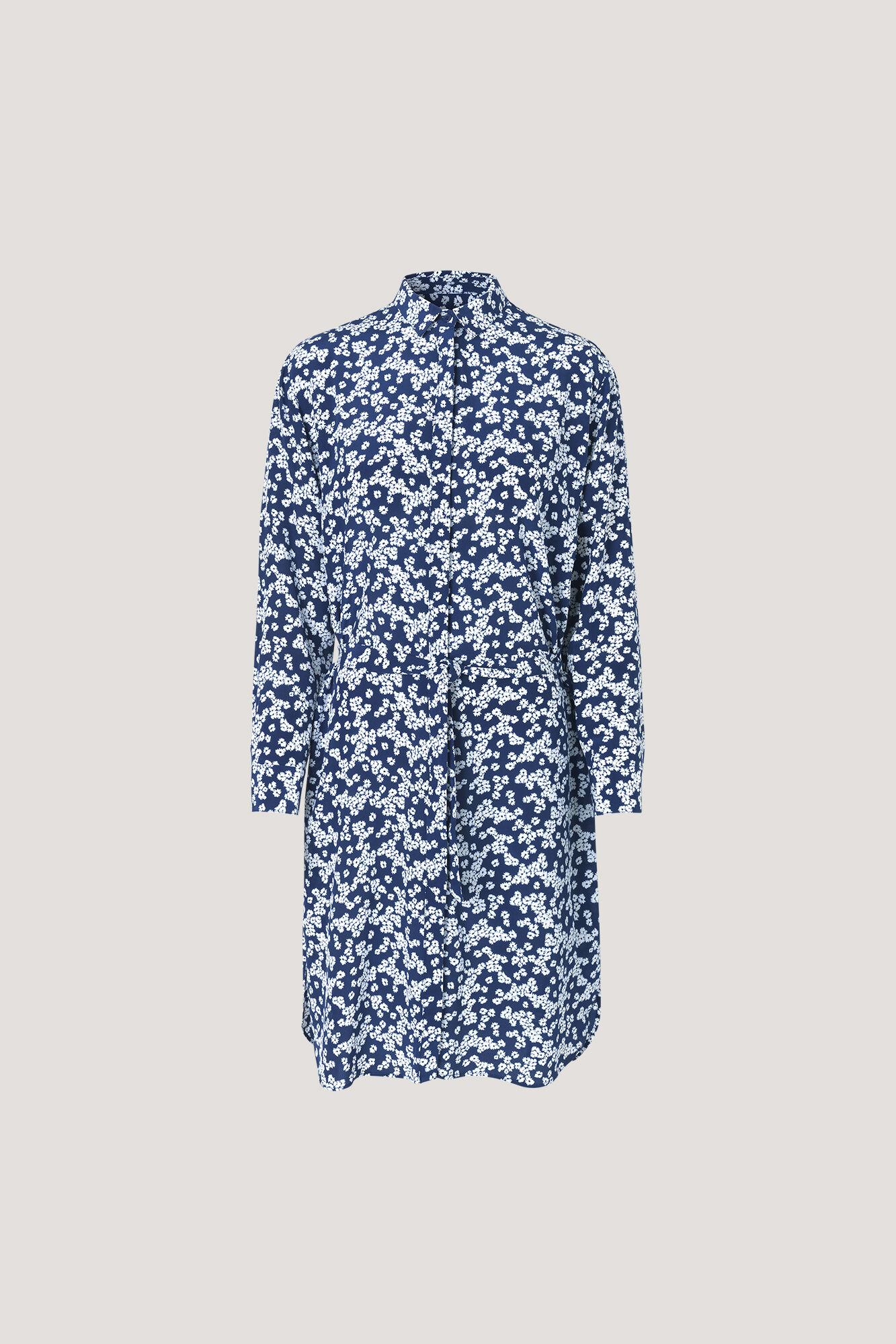 Bristo shirt dress aop 7879