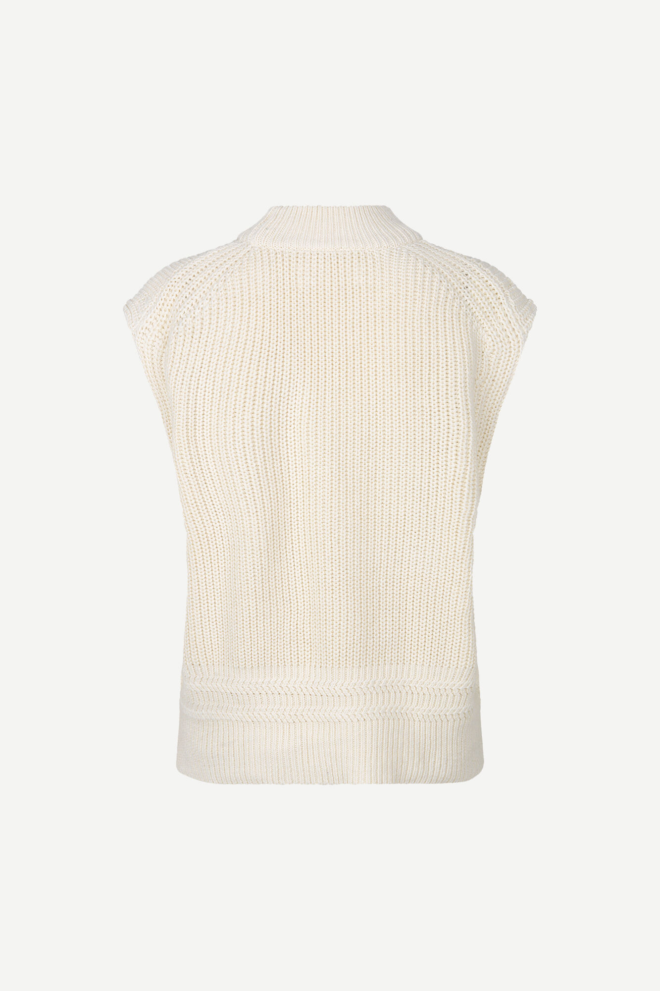 Janet vest 12931, CLEAR CREAM
