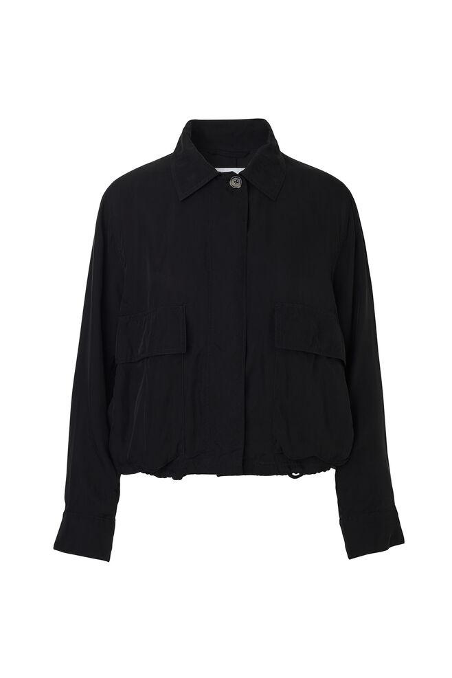 Pines jacket 9729, BLACK
