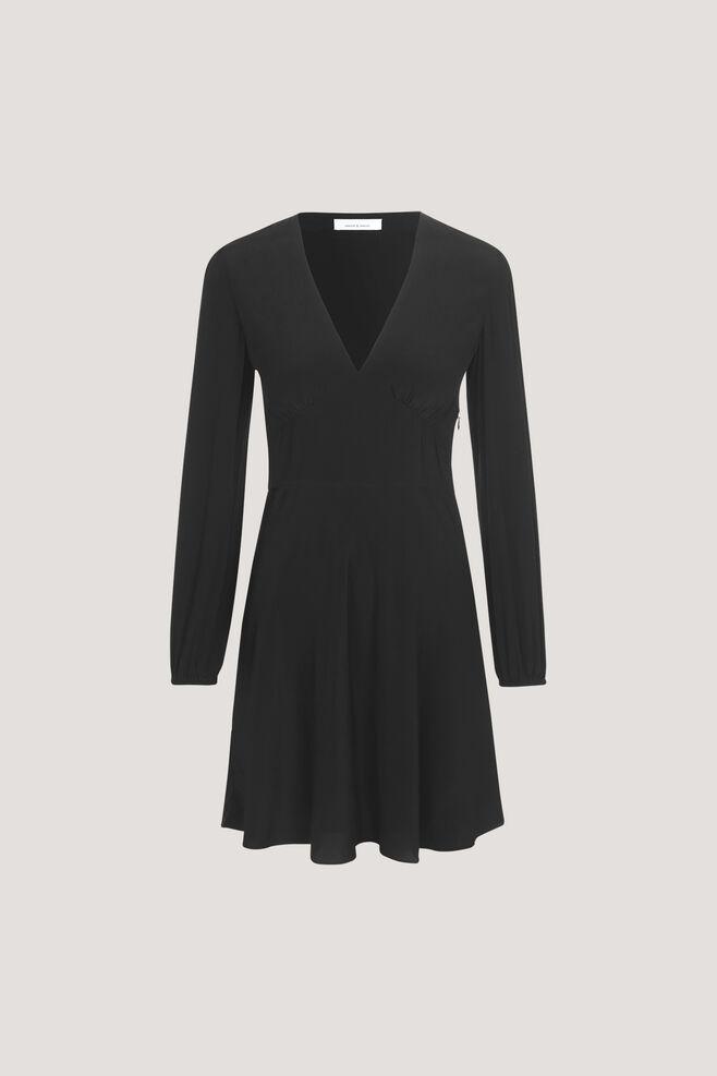 Cindy short dress ls 6515