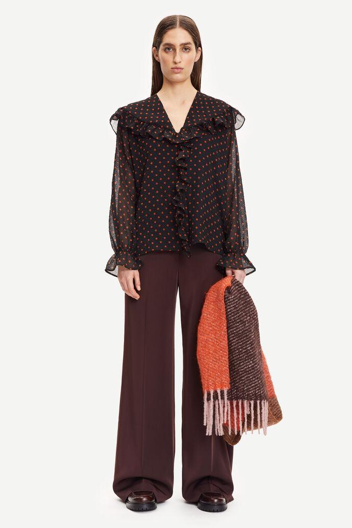 Jytta blouse aop 12888 image number 4