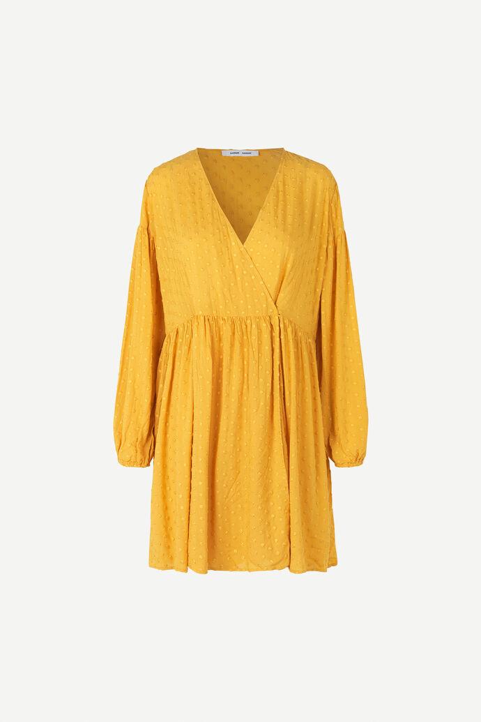 Jolie short dress 12687, MINERAL YELLOW