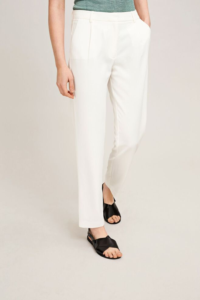 Stamford pants 6463, CLEAR CREAM
