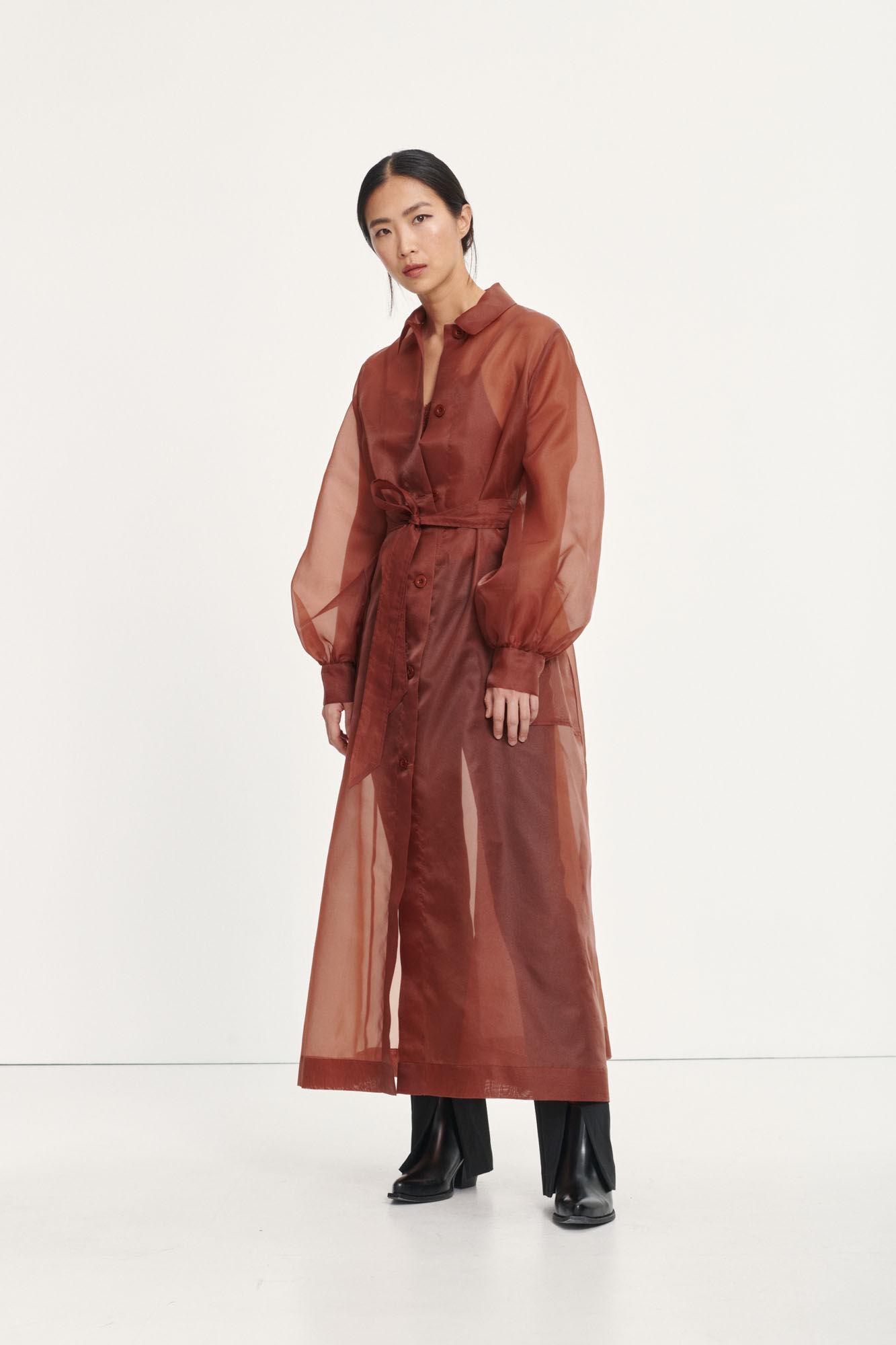 Chantara coat 12854