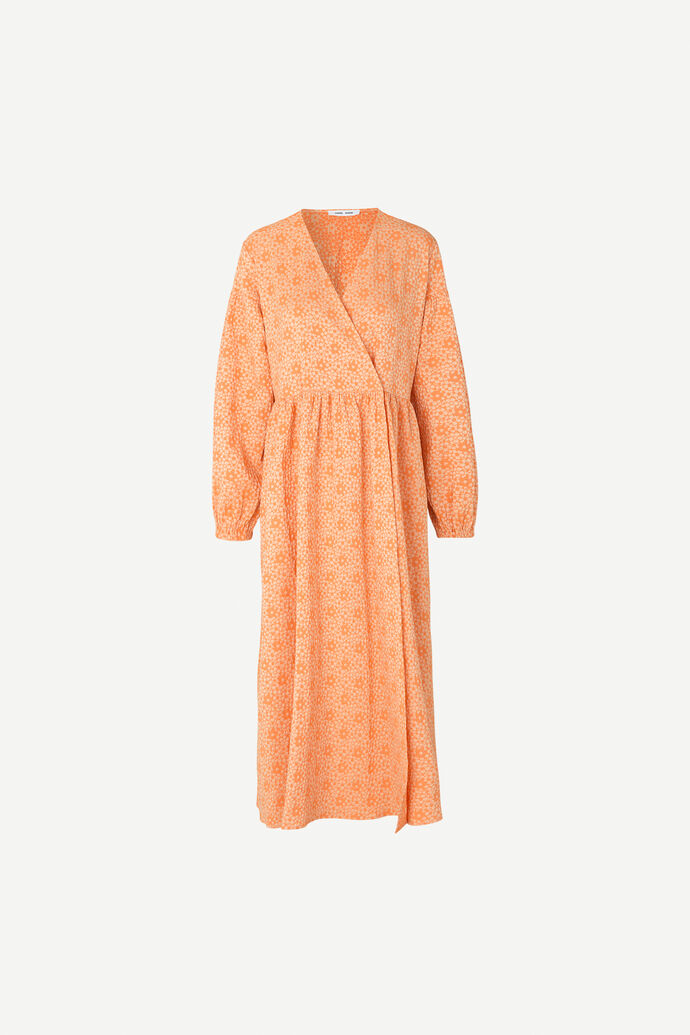 Jolie dress 11402, CORAL FLOWER