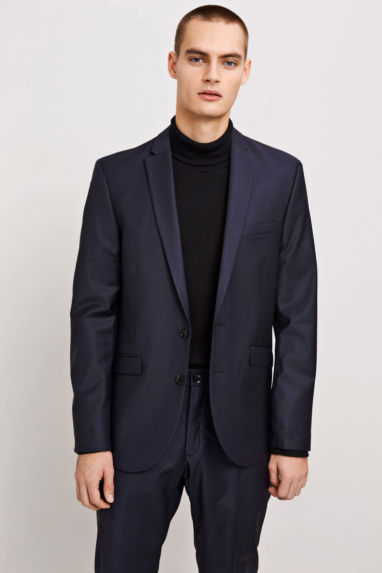 Louis blazer 3806, NAVY