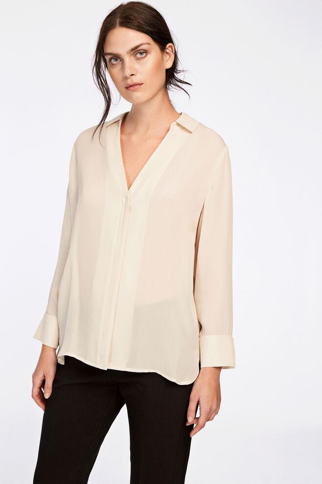 Whitney shirt 6434, WHITECAP GRAY