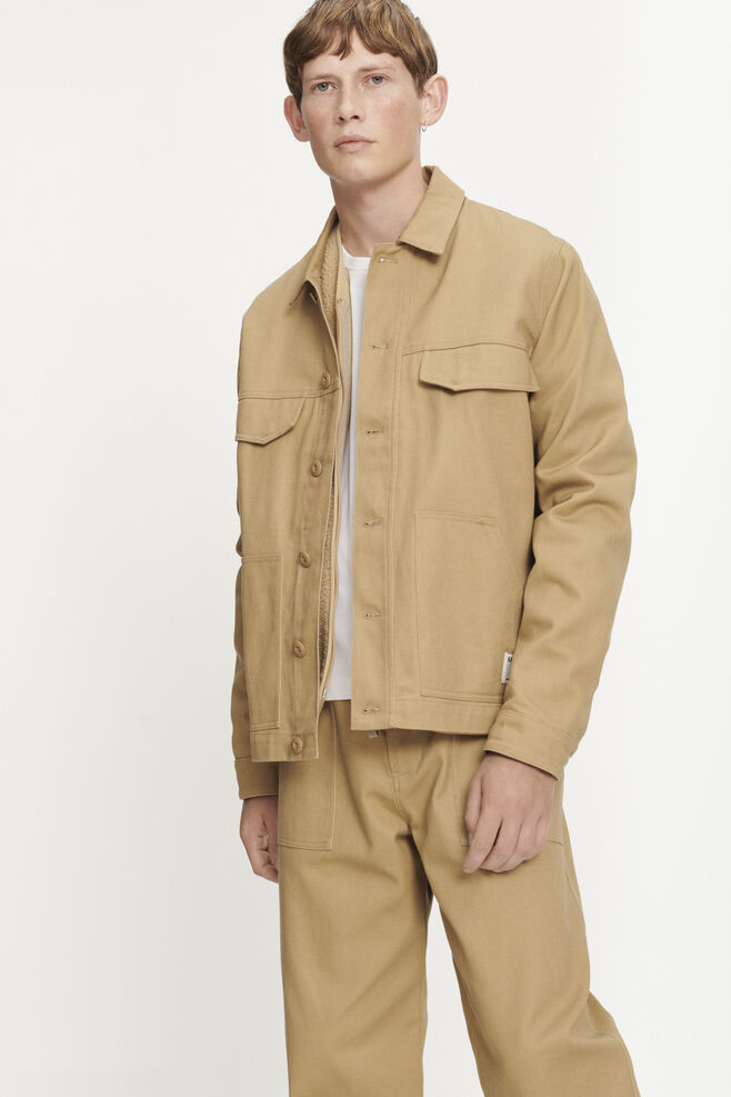 Kansas M worker jacket 12654