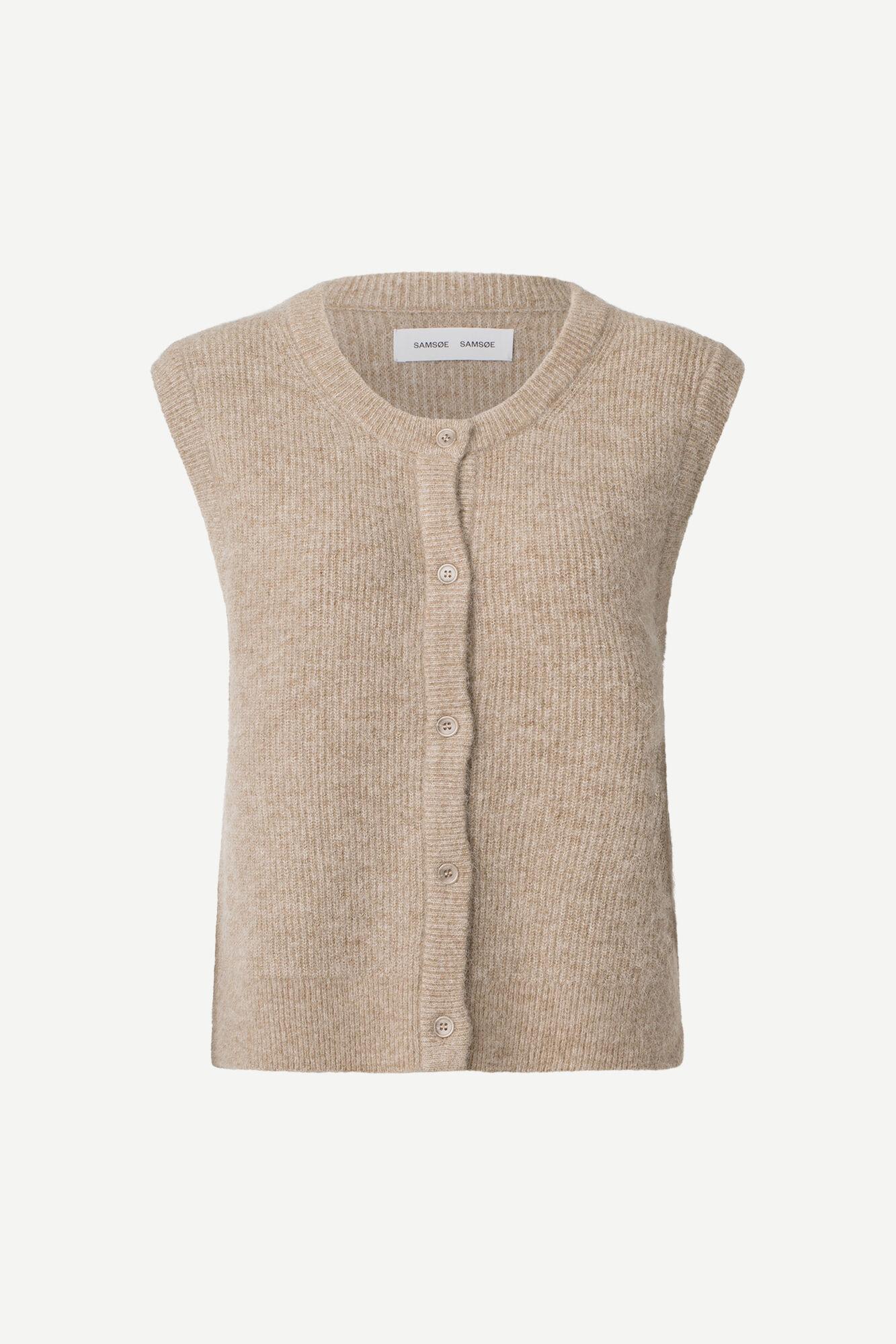 Nor cardigan vest 7355