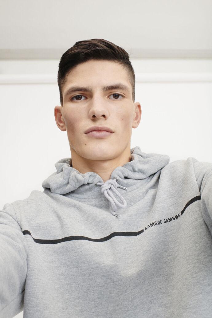 f13b014e1b3a Shop hættetrøjer og sweatshirts til mænd fra Samsøe   Samsøe.®
