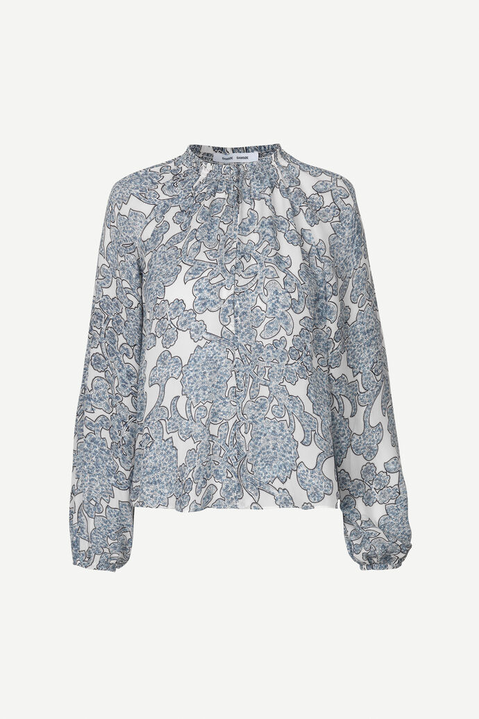 Kaia blouse aop 6434, TAPESTRY