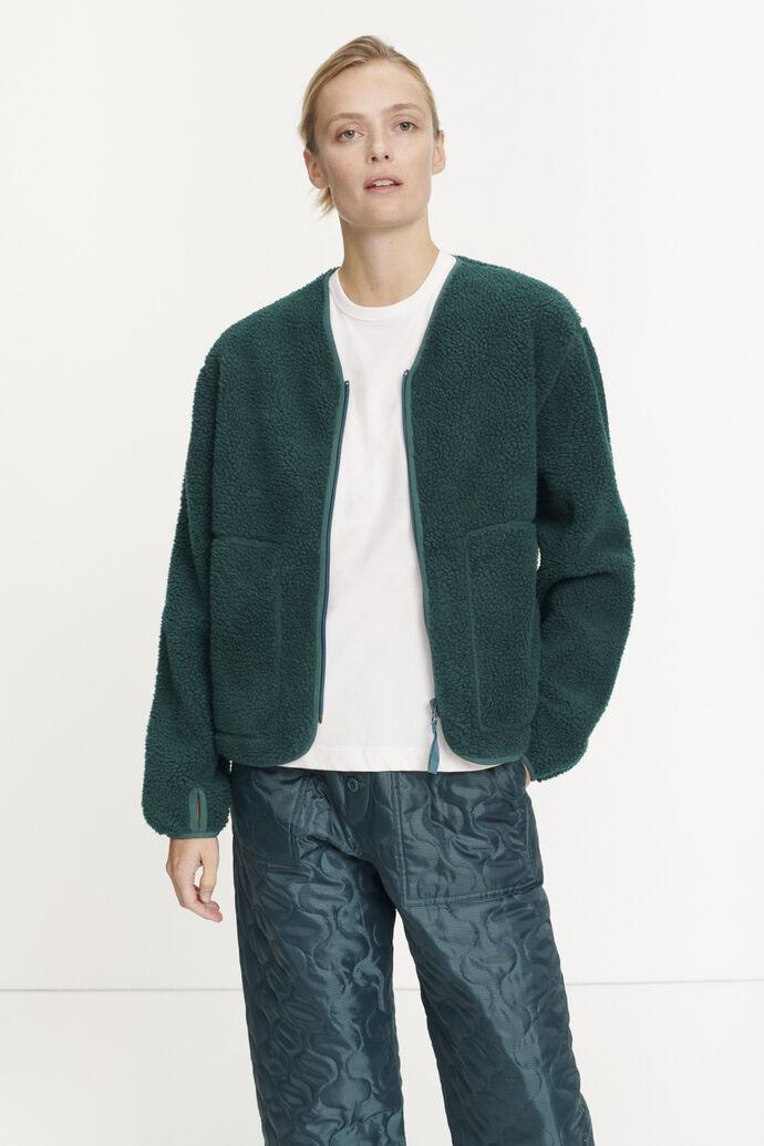 Kansas W fleece jacket 12652