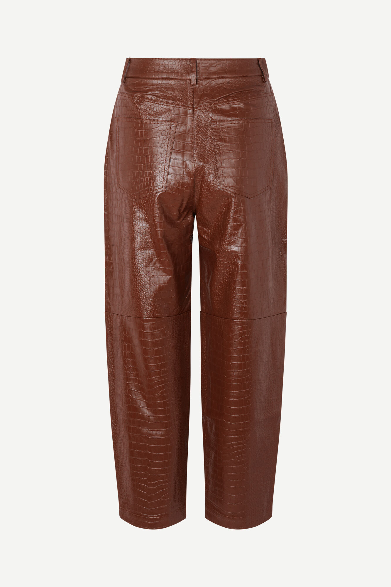 Myla trousers 13102, CHOCOLATE FONDANT