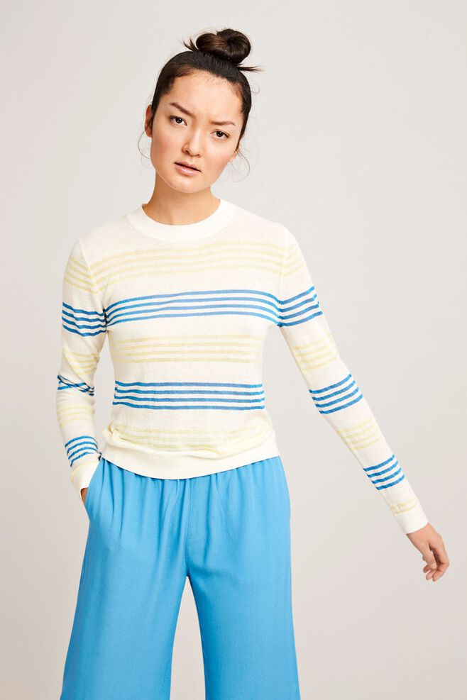 Kalan o-n stripe 5997, FRENCHBLUE ST