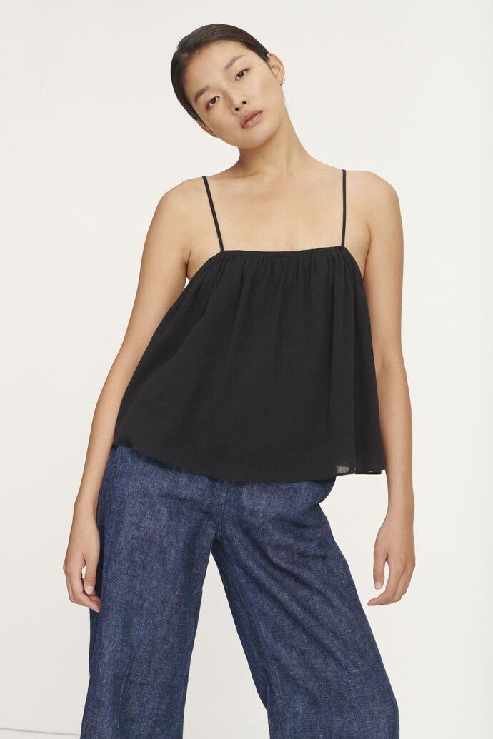 Karla top 11463, BLACK