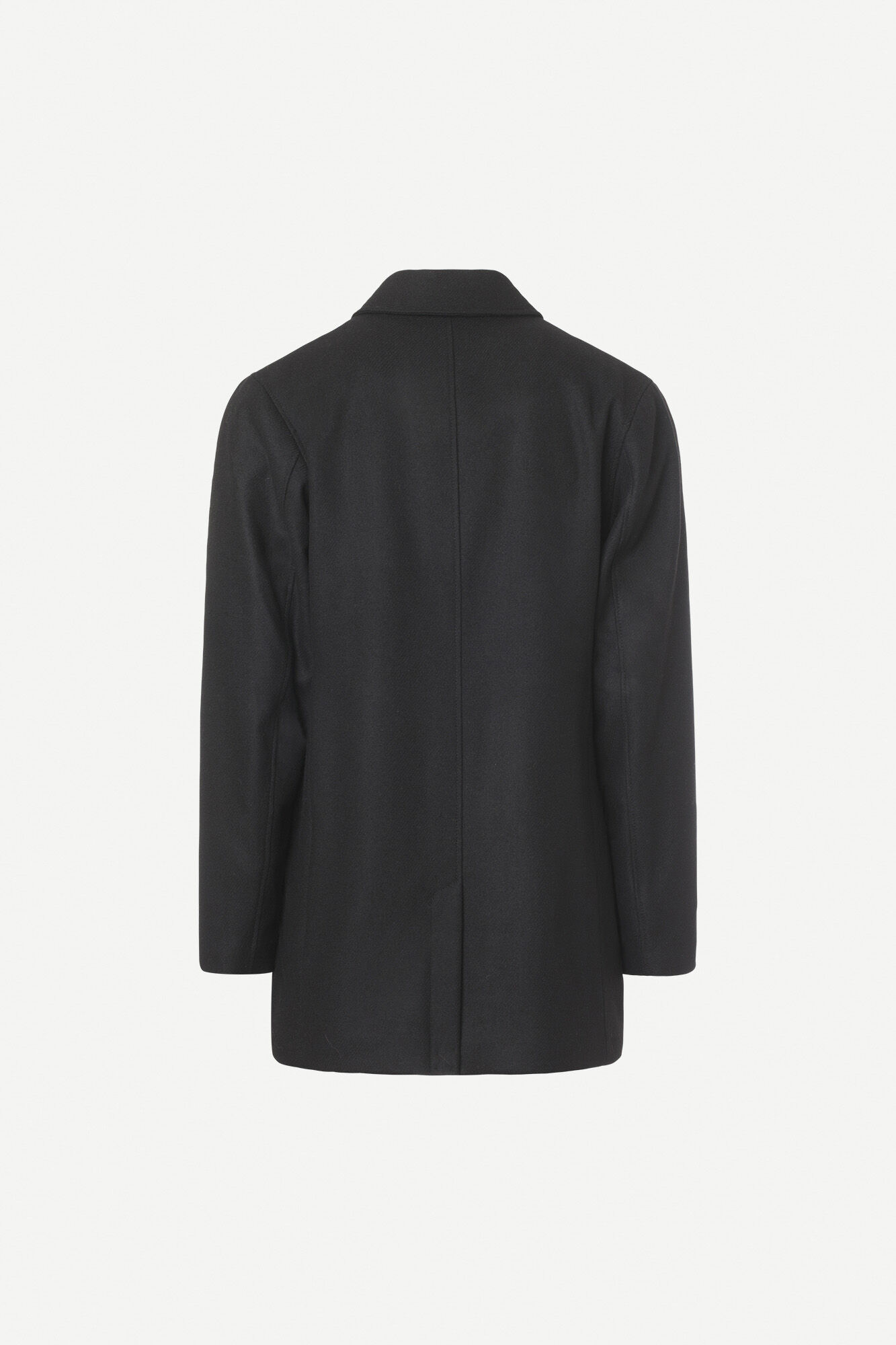 Kenpo x coat 12825, BLACK