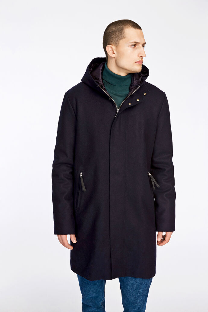 Snyder x jacket 7185, DARK SAPPHIRE