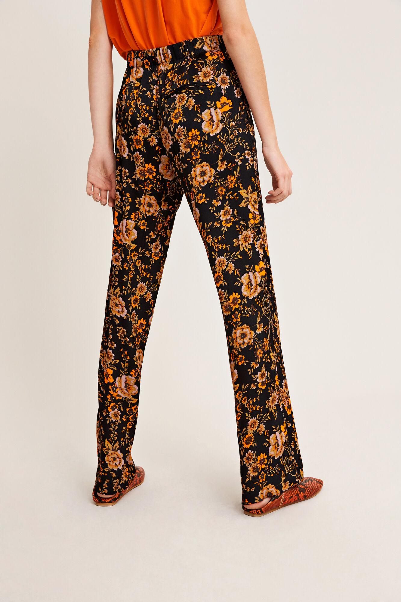 Hoys straight pants aop 7700